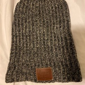 Speckled Charcoal Love Your Melon Beanie